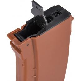 Sentinel Gears 500rd AK74 High Capacity Flash Magazine - FAUX WOOD