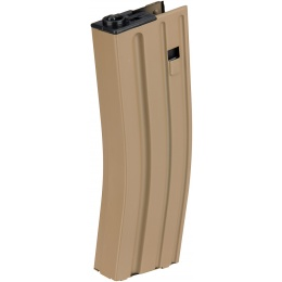 Sentinel Gears 70rd M4 Low Capacity Magazine for Marui EBB Rifle - TAN