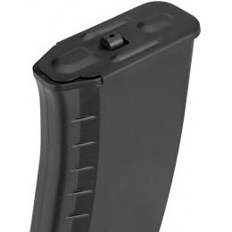 Sentinel Gears 70rd AK74 Low Capacity Magazine for Marui EBB Rifle - BLACK