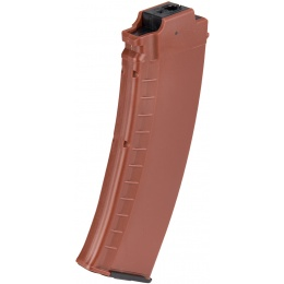 Sentinel Gears 70rd AK74 Low Capacity Magazine for Marui EBB Rifle - FAUX WOOD