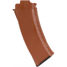 Sentinel Gears 480rd AK74 High Capacity Magazine for Marui EBB Rifle - FAUX WOOD