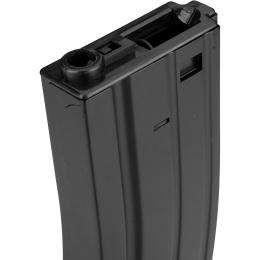 Sentinel Gears 330rd M4 / M16 High Cap Airsoft AEG Magazine - BLACK