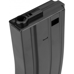 Sentinel Gears 70rd M4 / M16 Low Capacity Airsoft AEG Magazine - BLACK