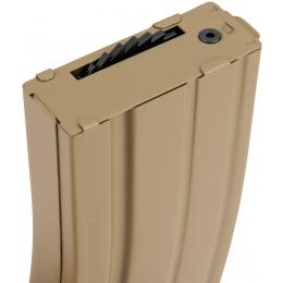 Sentinel Gears 330rd Hi-Cap Magazine for Marui M4/M16 AEG - TAN