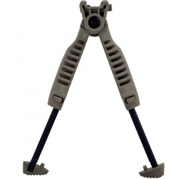 Sentinel Gears Rapid Deploy Tactical Bipod Foregrip - OD GREEN
