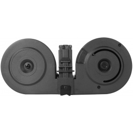SRC 2500rd R36 Auto-Wind Drum Mag - For SRC Echo1 H&K JG and TM