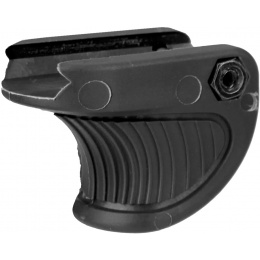 Sentinel Gears Ergonomic Tactical Support Grip - BLACK