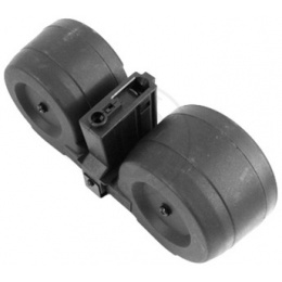 SRC 2500rd M4 / M16 Auto-Wind Drum Mag - For DBoys Echo1 CYMA and TM