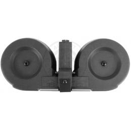 SRC 2500rd M4 / M16 Auto-Wind Drum Mag - For DBoys Echo1 CYMA and TM