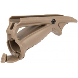 Sentinel Gears Ergonomic Pointing Foregrip - DARK EARTH