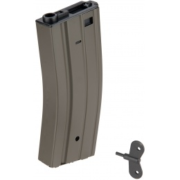 Sentinel Gears 330rd High Capacity Airsoft Magazine for M4/M16 AEGs - OD GREEN