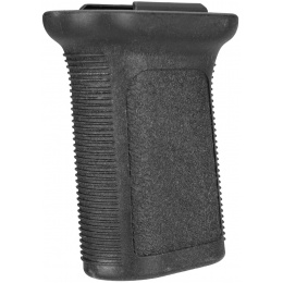 Sentinel Gears Warrior Vertical Foregrip w/ 20mm Picatinny Mount - BLACK