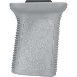 Sentinel Gears Warrior Vertical Foregrip w/ 20mm Picatinny Mount - GRAY
