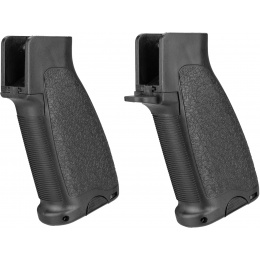 Sentinel Gears Warrior Motor Grip for M4 / M16 AEGs - BLACK