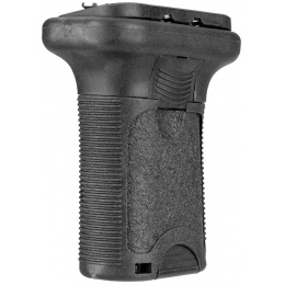 Sentinel Gears Warrior Vertical Foregrip w/ KeyMod Mount - BLACK