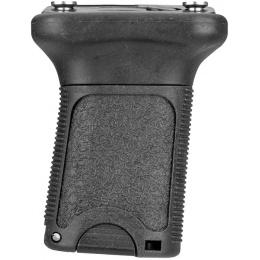 Sentinel Gears Warrior Vertical Foregrip w/ KeyMod Mount - BLACK