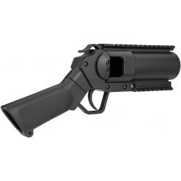 Sentinel Gears 40mm Airsoft Grenade Launcher Pistol - BLACK