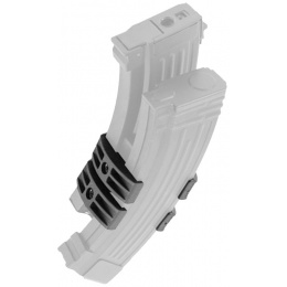 Sentinel Gears Dual Magazine Coupler for AK Airsoft Rifle Magazines - BLACK