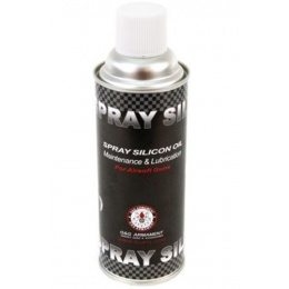 G&G Airsoft Spray Silicone Oil High Grade Lubricant - Large Bottle