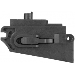 Sentinel Gears R36 to M4 Magazine Well Adaptor for R36 Series AEGs - BLACK