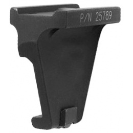 Atlas Custom Works Offset Picatinny Sight Rail Mount - BLACK