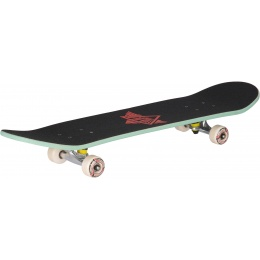 L-Sport Gallant Eagle Turquoise Complete Skateboard (8.0