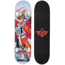 L-Sport Rebel Pilot Complete Skateboard (8.0
