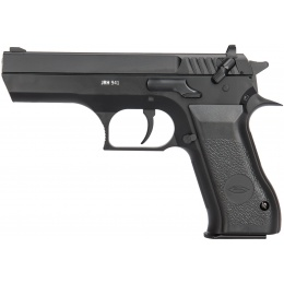 Gletcher JRH 941 CO2 Non-Blowback Airgun Pistol - BLACK