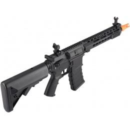 Classic Army KM10 Skirmish Series M4 Airsoft AEG Rifle - BLACK