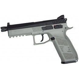 ASG CZ P-09 CO2 Blowback Airsoft PIstol - URBAN GRAY
