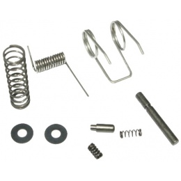 5KU Spring and Pin Set for WA M4 GBB - METAL