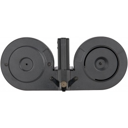 Sentinel Gears 2500rd M4 Electric Winding Drum C-Mag Magazine