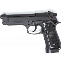 ASG X9 Classic CO2 Blowback Airgun Pistol - BLACK