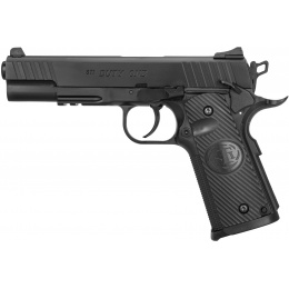 ASG STI® Licensed DUTY ONE CO2 Non-Blowback Airgun pistol - BLACK