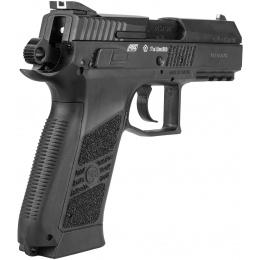 ASG CZ 75 P-07 DUTY CO2 Blowback Airgun Pistol - BLACK