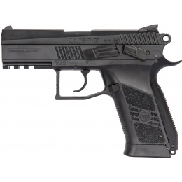 ASG CZ 75 P-07 DUTY CO2 Non-Blowback Airgun Pistol - BLACK