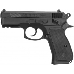 ASG CZ 75D Compact CO2 Non-Blowback Airgun Pistol - BLACK