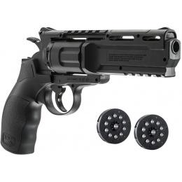Umarex Broadax CO2 Revolver Airpistol - BLACK