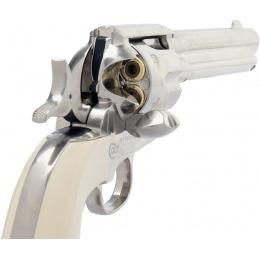 Umarex Colt Peacemaker CO2 BB Air Pistol Revolver - SILVER