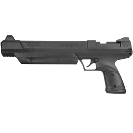 Umarex Strike Point Pump-Action Airgun Pistol - BLACK