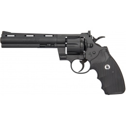 Umarex Colt 6-Inch Python CO2 Airgun Revolver - BLACK