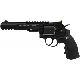 Umarex Smith & Wesson 327 TRR8 CO2 Airgun Revolver - BLACK