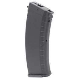 KWA AKR Series 400rd High Capacity Airsoft AEG Magazine - BLACK