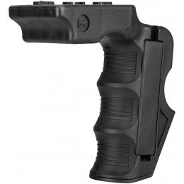 Lancer Tactical Versatile M-LOK Vertical Foregrip - BLACK