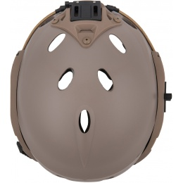 Lancer Tactical Special Forces Recon Tactical Helmet - DARK EARTH