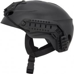 Lancer Tactical Special Forces Recon Tactical Helmet - BLACK