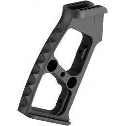 Atlas Custom Works M4 GBB Skeletonized Pistol Grip - BLACK