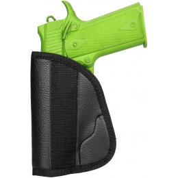 NcStar VISM CCW Holster w/ Hook Fastener Strip - BLACK