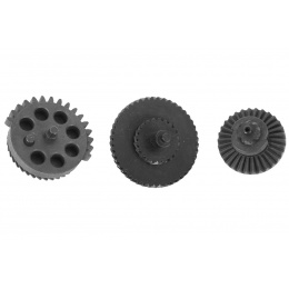 G&G AEG Hyper Torque Reinforced Steel Helical Gear Set - Version 2 & 3