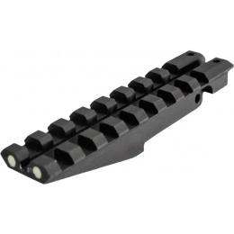 Atlas Custom Works 20mm Drop in Optic Rail for AK Series - BLACK